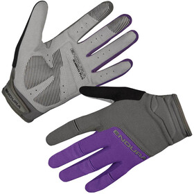 Endura Hummvee Plus II Handschoenen Dames, purple
